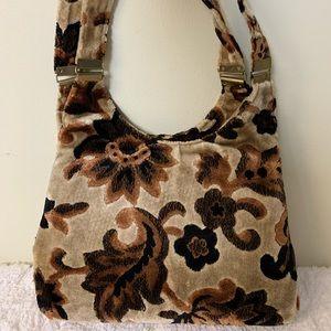 Vintage Kismet Creations Carpet Bag
